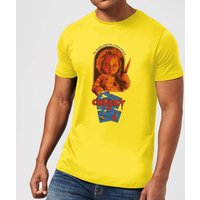 Chucky Out Of The Box Mens T-Shirt - Yellow - L - Yellow