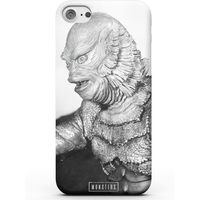 Universal Monsters Creature From The Black Lagoon Classic Phone Case for iPhone and Android - iPhone