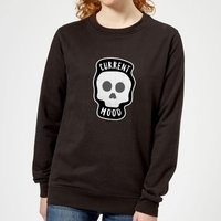 Current Mood Women's Sweatshirt - Black - XL - Black