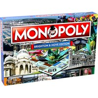 Monopoly Board Game - Brighton Edition