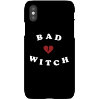 Bad Witch Phone Case for iPhone and Android - iPhone 8 Plus - Snap Case - Matte