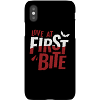 Love At First Bite Phone Case for iPhone and Android - Samsung S10E - Snap Case - Matte