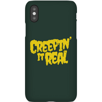 Creepin It Real Phone Case for iPhone and Android - Samsung Note 8 - Snap Case - Gloss