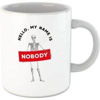 Hello, My Name Is Nobody Mug