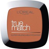 Polvos faciales True Match de L'Oréal Paris 9 g (Varios tonos) - 9N Deep Natural