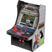 DreamGear Retro Arcade 6 Inch Bad Dudes Micro Player - Video Games Gifts