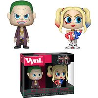 Sucide Squad - Joker und Harley Quinn Vynl. Figur