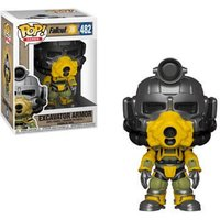 Fallout 76 - Excavator Power Armor Games Pop! Vinyl Figure - Games Gifts