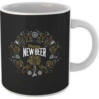 Hoppy New Beer Mug - Beer Gifts