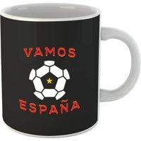 Vamos Espana Mug