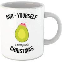 Avo-Yourself A Merry Little Christmas Mug
