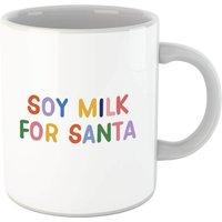 Soy Milk for Santa Mug