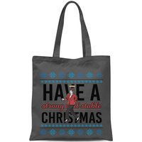 Strong and Stable Tote Bag - Grey