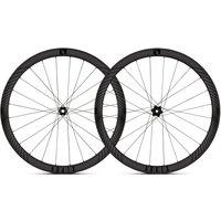 Reynolds AR 41X Carbon Clincher Disc Wheelset - Shimano/SRAM - Black