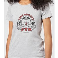 Nintendo Donkey Kong Gym Women's T-Shirt - Grey - L - Grey