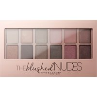 Maybelline The Blushed Nudes Eyeshadow Palette (Worth PS11.99)