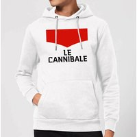 Summit Finish Le Cannibale Hoodie - White - L - White