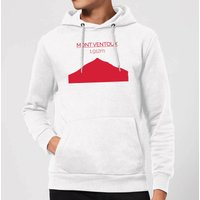 Summit Finish Mont Ventoux Hoodie - White - XXL - White