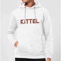 Summit Finish Kittel - Rider Name Hoodie - White - XL - White