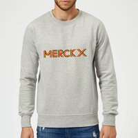 Summit Finish Merckx - Rider Name Sweatshirt - Grey - S - Grey