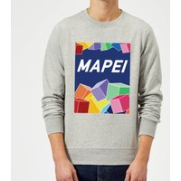 Summit Finish Mapei Sweatshirt - Grey - M - Grey