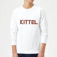 Summit Finish Kittel - Rider Name Sweatshirt - White - S - White