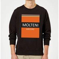 Summit Finish Molteni Sweatshirt - Black - XXL - Black
