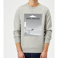 Summit Finish Mont Ventoux Scenery Sweatshirt - Grey - XXL - Grey