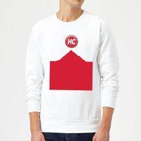Summit Finish Hors Categorie Sweatshirt - White - XXL - White