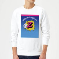 Summit Finish Z Vetements Sweatshirt - White - S - White