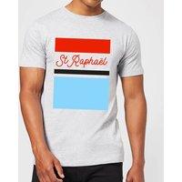 Summit Finish St Raphael Men's T-Shirt - Grey - S - Grey