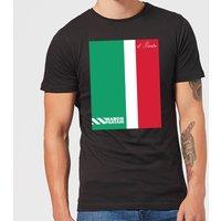 Summit Finish Pantani Il Pirata Men's T-Shirt - Black - 5XL - Black