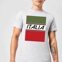 Summit Finish Italia Men's T-Shirt - Grey - S - Grey
