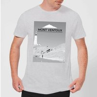 Summit Finish Mont Ventoux Scenery Men's T-Shirt - Grey - XL - Grey