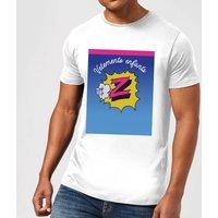 Summit Finish Z Vetements Men's T-Shirt - White - S - White