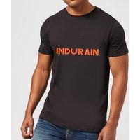 Summit Finish Indurain - Rider Name Men's T-Shirt - Black - XL - Black