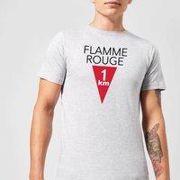 Summit Finish Flamme Rouge Men's T-Shirt - Grey - L - Grey