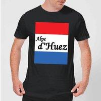 Summit Finish Alpe D'Huez Men's T-Shirt - Black - S - Black