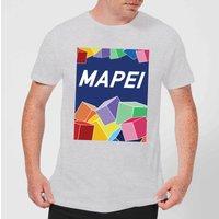 Summit Finish Mapei Men's T-Shirt - Grey - L - Grey