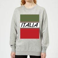 Summit Finish Italia Women's Sweatshirt - Grey - S - Grey