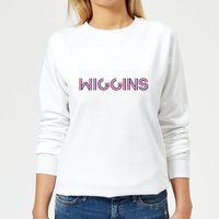 Summit Finish Wiggins - Rider Name Women's Sweatshirt - White - XL - White