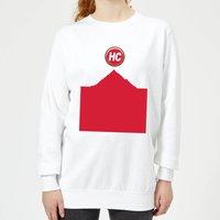 Summit Finish Hors Categorie Women's Sweatshirt - White - M - White