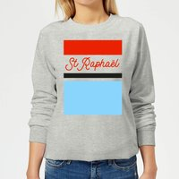 Summit Finish St Raphael Women's Sweatshirt - Grey - S - Grey
