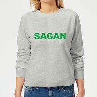 Summit Finish Sagan Bold Women's Sweatshirt - Grey - XS - Grey