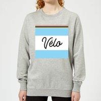 Summit Finish Velo Women's Sweatshirt - Grey - XL - Grey
