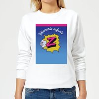 Summit Finish Z Vetements Women's Sweatshirt - White - L - White