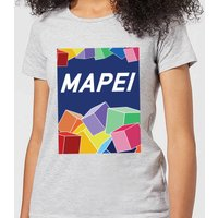 Summit Finish Mapei Women's T-Shirt - Grey - XL - Grey