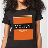 Summit Finish Molteni Women's T-Shirt - Black - S - Black