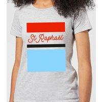 Summit Finish St Raphael Women's T-Shirt - Grey - L - Grey