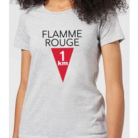 Summit Finish Flamme Rouge Women's T-Shirt - Grey - XL - Grey